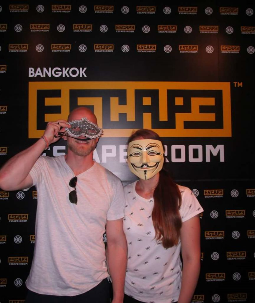 escape room customers