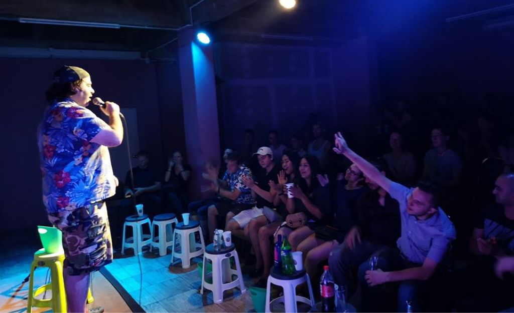 Bangkok comedy club